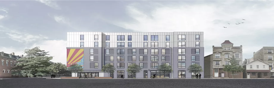 Modular multigenerational affordable apartments pitched for vacant corner