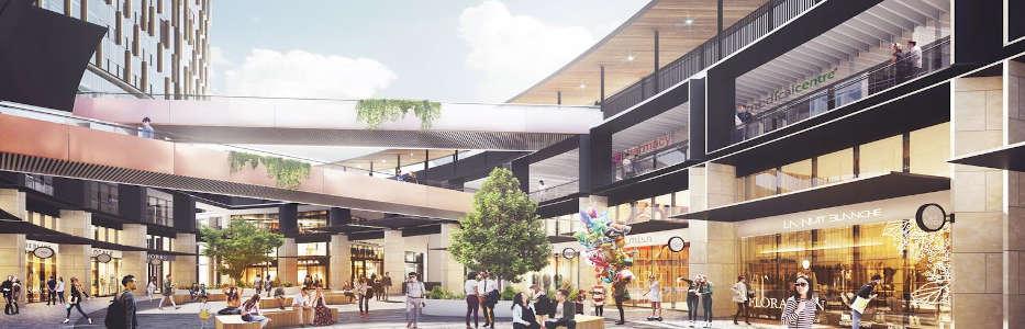 Integrated multi-use intergen community planned for regen site